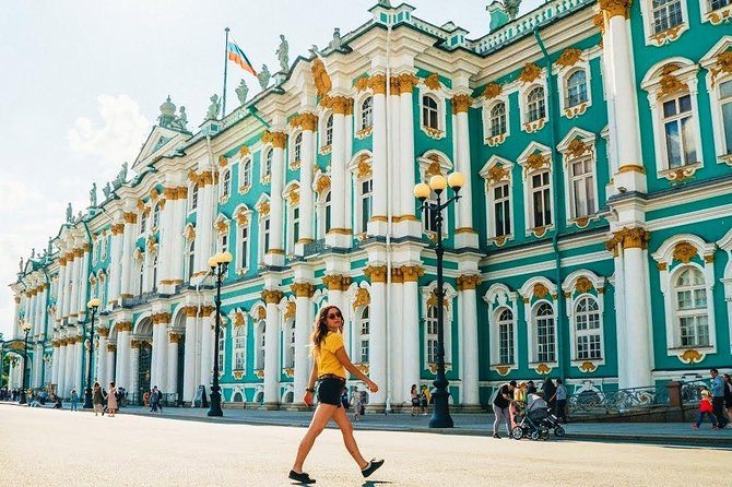 2-Day Tour of St Petersburg Highlights and Vodka Museum