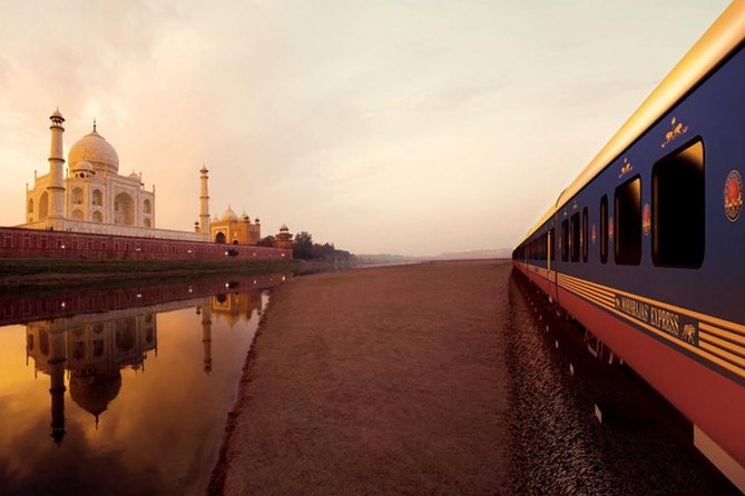 Golden Triangle on Wheels (Indian Railways) 06 Days