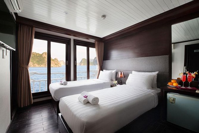 3 days - 2nights Halong bay from Hanoi at balcony cabins of high quality cruises