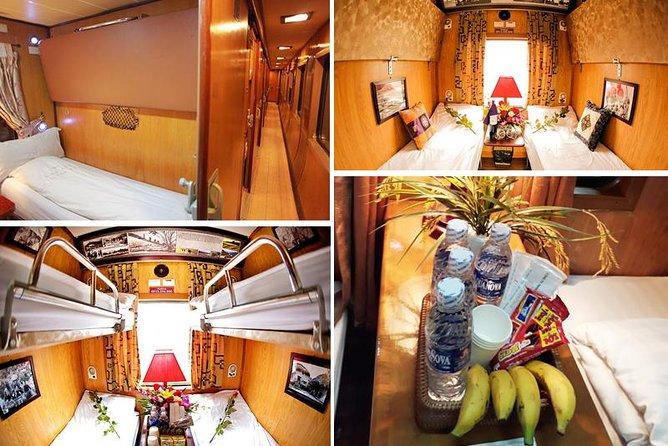 Los boletos del tren nocturno de Hanoi a Lao Cai-Sapa incluyen el servicio de recogida en los hoteles