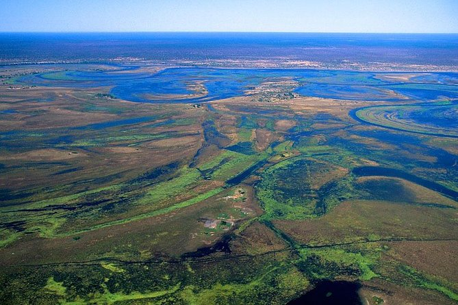 7 Days and 6 Nights Victoria Falls to Okavango Delta-Maun