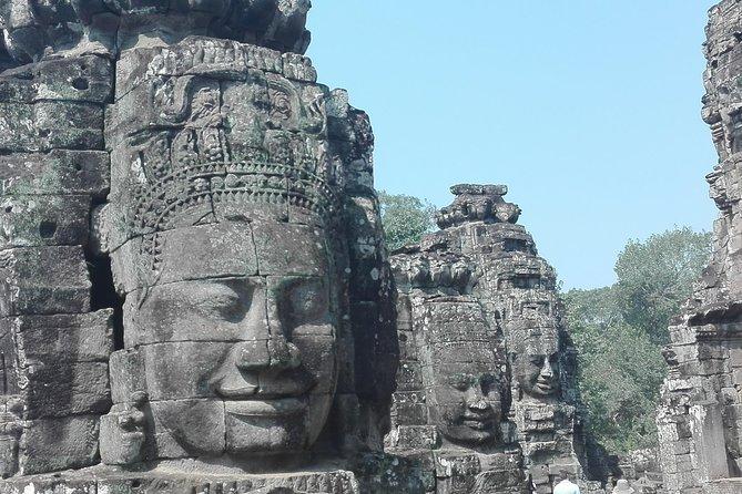 Bangkok to Angkor Wat Tour 3 Days 2 Nights from Bangkok