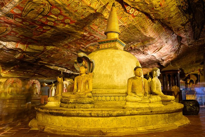 3 Days Ancient Capital Cities Tour from Colombo