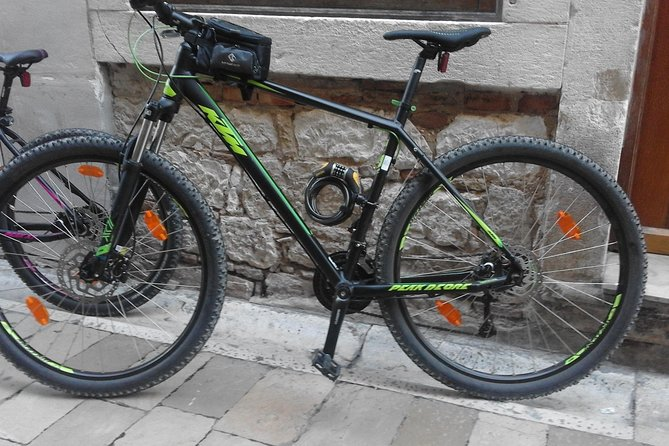 Rent a KTM mountain bike