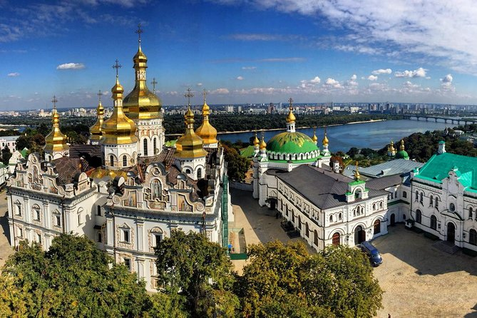 Open Ukraine 8-days package tour