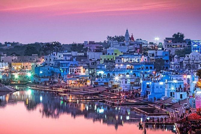 6-Day Private Golden Triangle Tour with Pushkar : Delhi, Agra, Jaipur