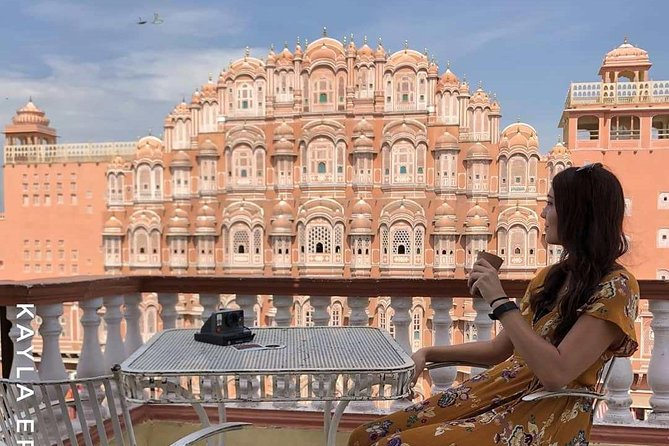 From Delhi: 2-Day Golden Triangle Tour to Agra and Jaipur