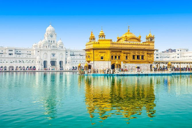 3 Days tour of Amritsar (Golden Temple) from Delhi by Train