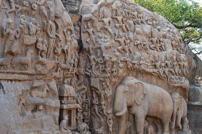 Multi-Day Tour of Mahabalipuram and Pondicherry from Chennai