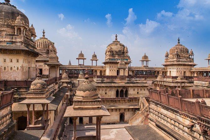 3 Days tour of Orchha & Khajuraho from Delhi