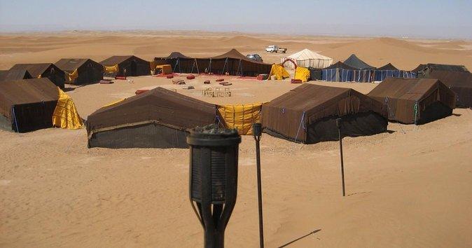 2 dagar Sahara till Zagora från Marrakech