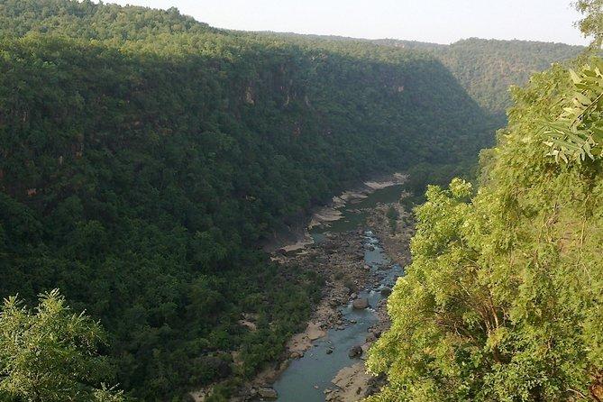 Pachmarhi Hill StationWildlife & Waterfalls from Bhopal