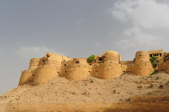 Rajasthan Desert Private Tour from Delhi