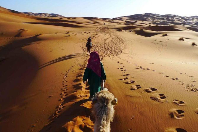 4 Days Marrakech Desert Tour to Fez