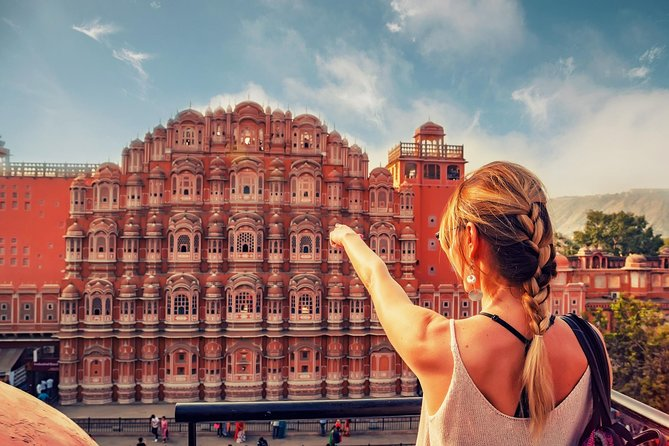4 Days Private tour of Japur and Pushkar from Delhi Includes Accommodation.
