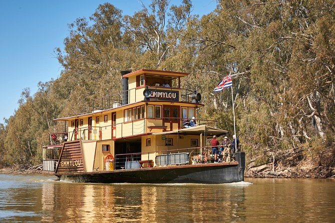 5 Day Bendigo Balgownie Winery Retreat & PS Emmylou Cruise Package