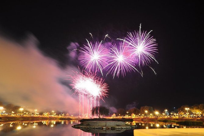 NEW YEAR PACKAGE MUSCAT 5 Days / 4 Nights