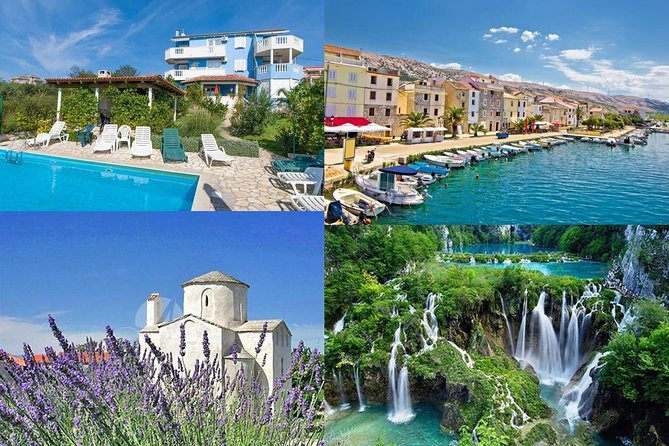 4 day Zadar highlights tour