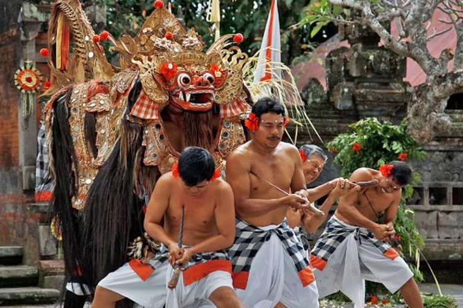 Package 2 Day Tours-Ubud Art Village-Barong Dance-Other Tourist Attractions