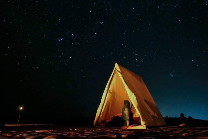 Amazing Overnight experience under the stars in Thar Desert