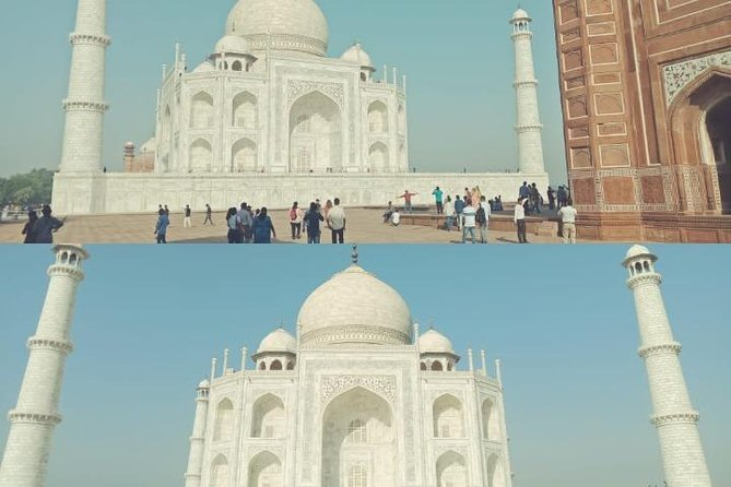 Private Taj Mahal at Sunrise and Agra Day Tour from Delhi photo 2