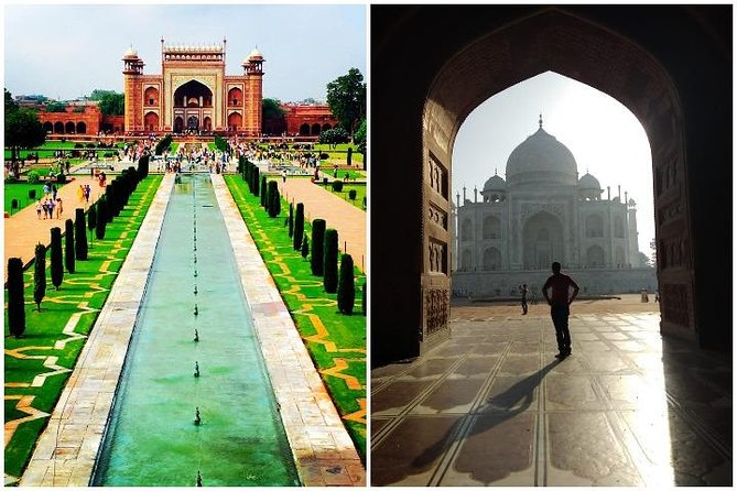 Overnight private trip from Delhi to Agra by car