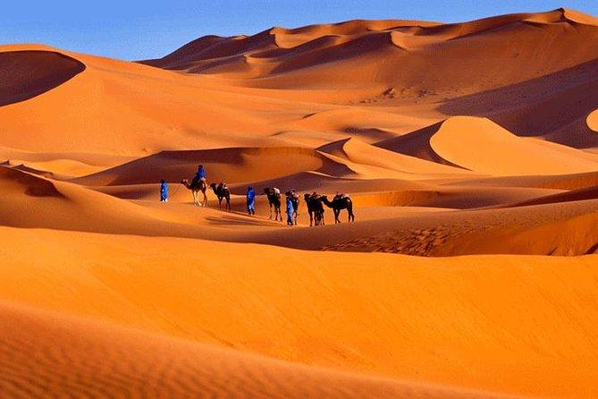 Kabahs, Dades Gorges & Merzouga 3-Day Desert Safari Tour