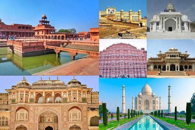 Golden Triangle Tour 3 Nights 4 Days by Car
