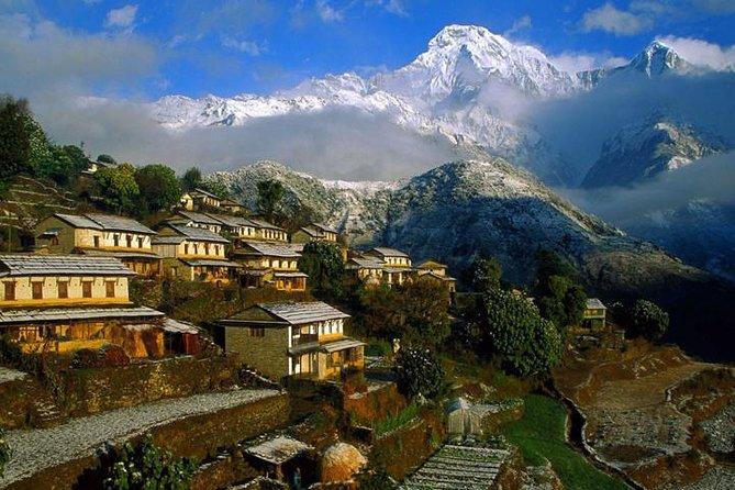 Randonnée Ghandruk de 3 jours depuis Pokhara