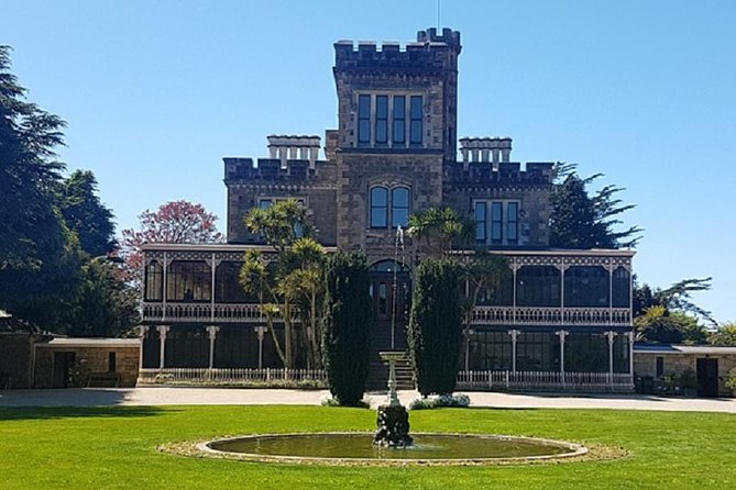 The Castle Cruiser - Dunedin's only locally owned daily trip to Larnach Castle