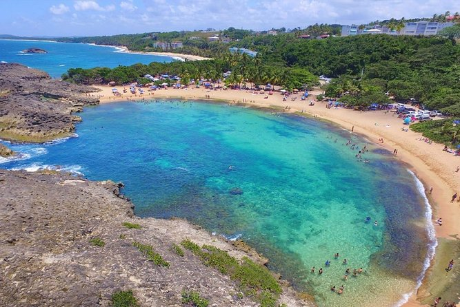 Private Puerto Rico's Best North Coast Beaches experience from Old San Juan