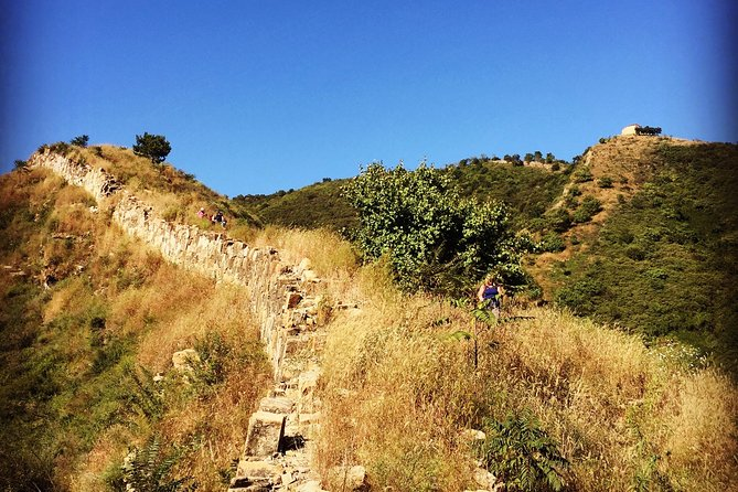 Private Great Wall Hiking Tour: Across The Border of 3 China Provinces
