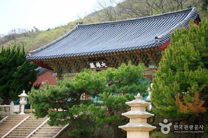 Mt. Geumjeongsan hiking, Beumusa temple & Korean Sauna experience Tour