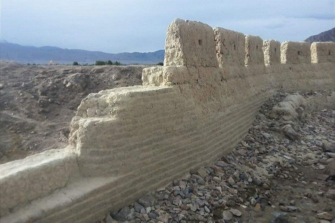 Tashgorgan Stone Wall