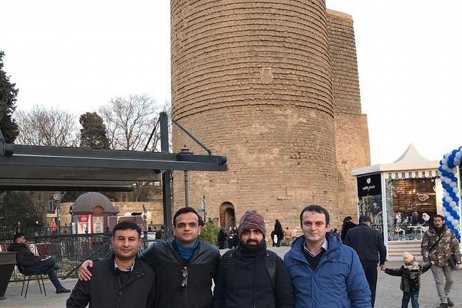 Old Baku Tour