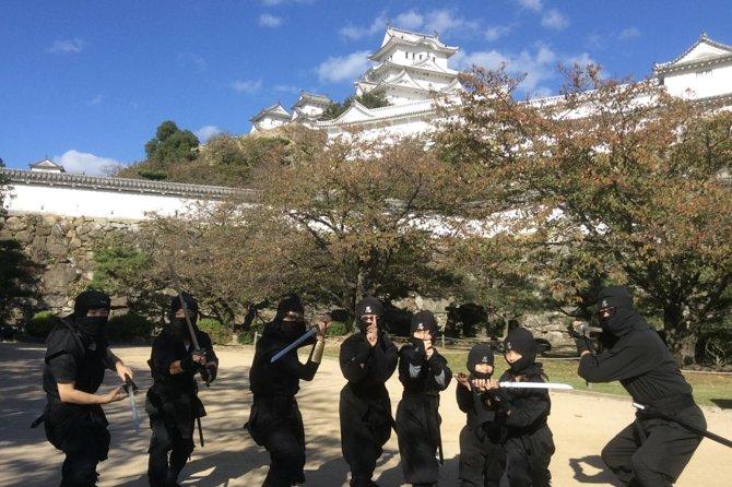 Ninja Experience at the World Heritage Site, Himeji Castle