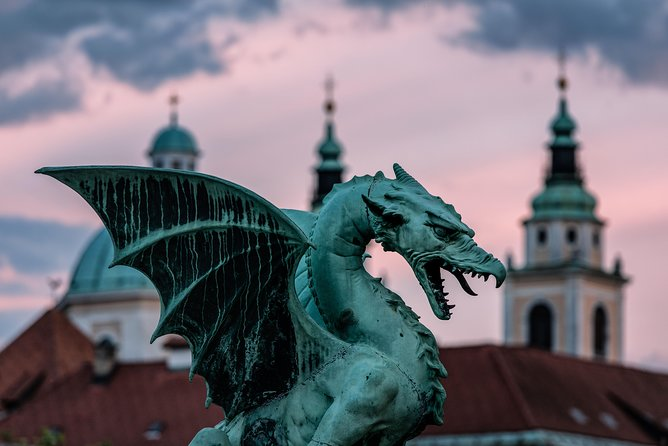 Historical Ljubljana walking Tour