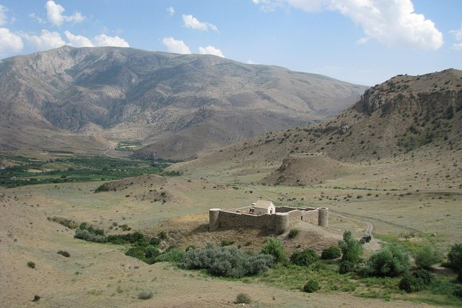 Оff-road to Armenian Hidden Monuments