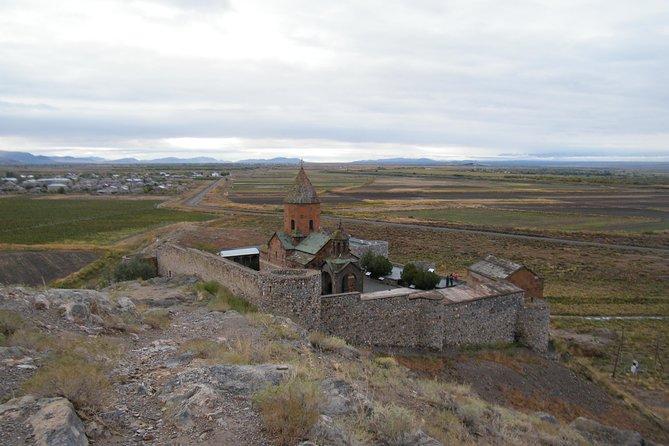 Khor Virape monastery complex