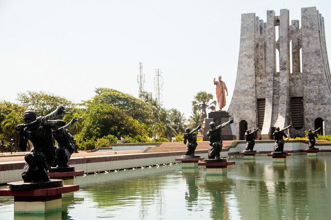 Half Day Accra City Sightseeing Tour With Guide