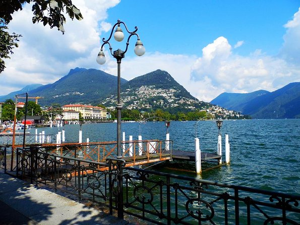 Lake Como & Lugano Day Trip from Milan with Hotel pick up
