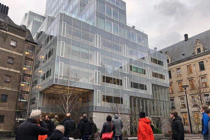 Highlights di architettura Tour a piedi a Rotterdam