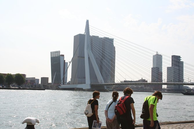 Private Rotterdam Walking Tour - Guided by Architects