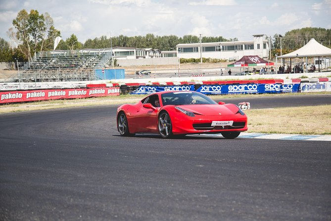 Racing Experience-Test Drive Race and Super Cars on a Race Track near Milan photo 9