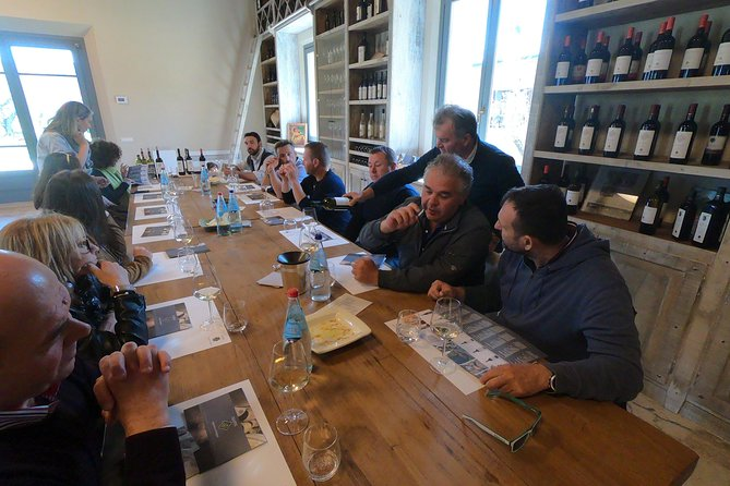 Orvieto Wine Tasting from Rome