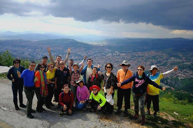 Sarajevo under the siege tour - 1425 days Tour