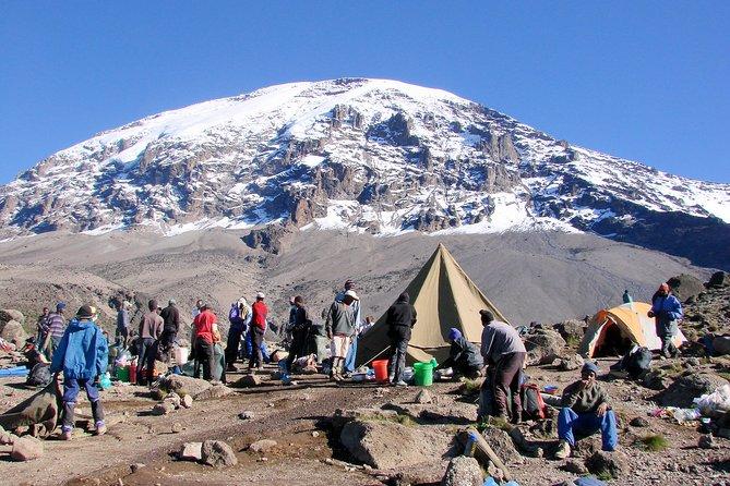 Climb Mt Kilimanjaro via Machame route (6 days)