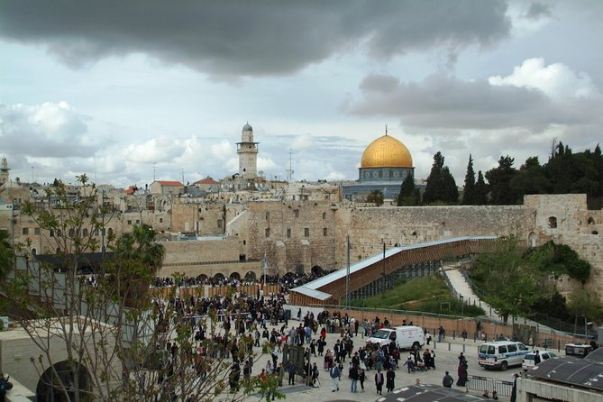 Jerusalem Christian Protestant Private Tour