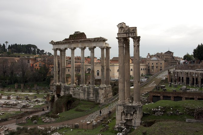 Colosseum Express Tour - 2hrs Guided Tour with inside visit of Coliseum