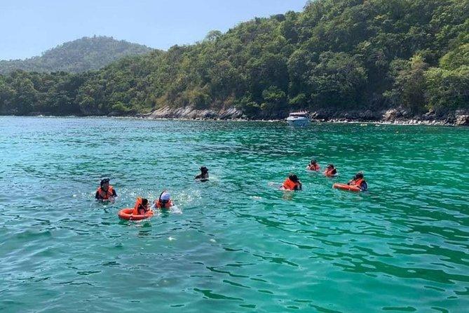 Phuket Raya Half Day Tour with 2 Snorkeling Spots